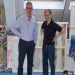 Manfred Haverkamp und Dietrich Schulze: Bilder für Sinolink, Shenzhen