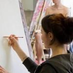 Radio Bielefeld zu Gast in der Kunstschule