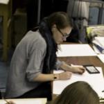 Die neuen Vorstudenten sind da – Vorstudium Kunst Bielefeld